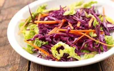 Gesunde Rezepte: Gesunder Krautsalat