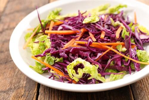 Healthy Recipes: Healthy Coleslaw