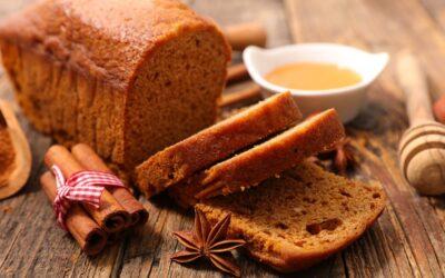 Gesunde Rezepte: Gesunder Lebkuchen ohne Zucker