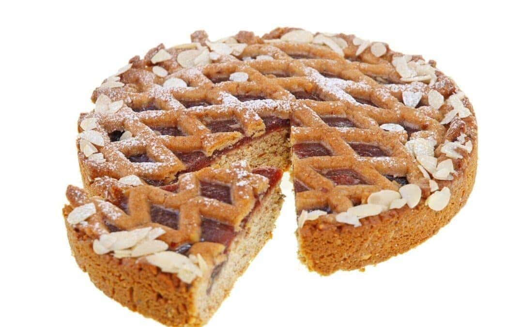 Healthy recipes: the perfect Linzertorte