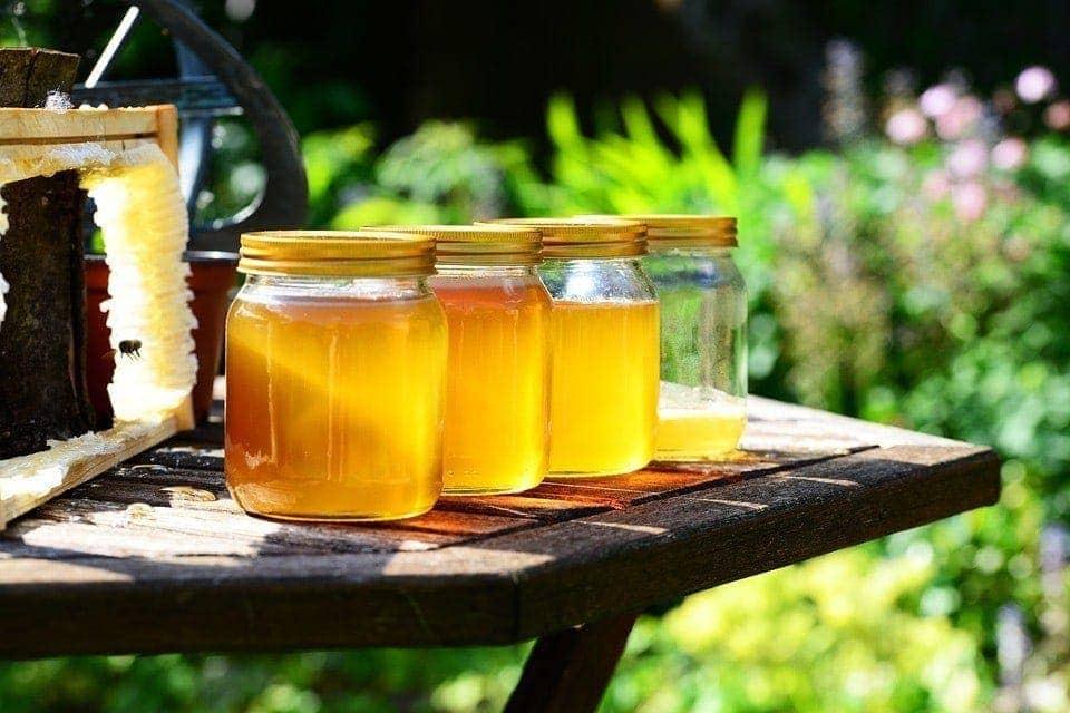 Is honey a healthy alternative to table sugar?