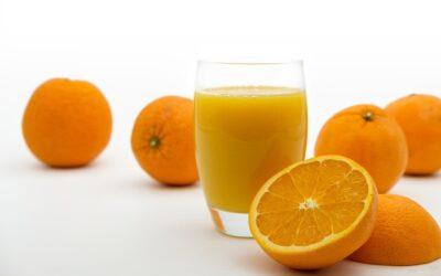Ist frischgepresster Orangensaft gesund? Nein!