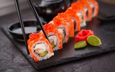 Ist Restaurant-Sushi gesund? Nein, sogar sehr ungesund!