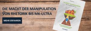 banner die macht der manipulation