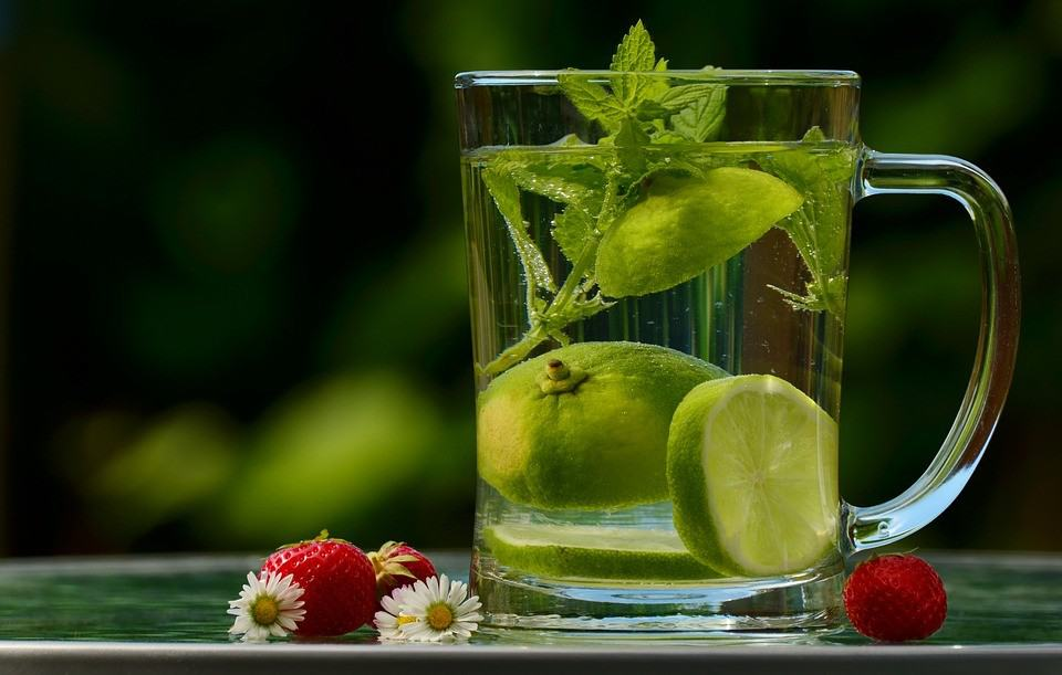 Prevent dehydration in summer heat