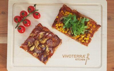 Gesunde Rezepte: Weltbester Pizzateig
