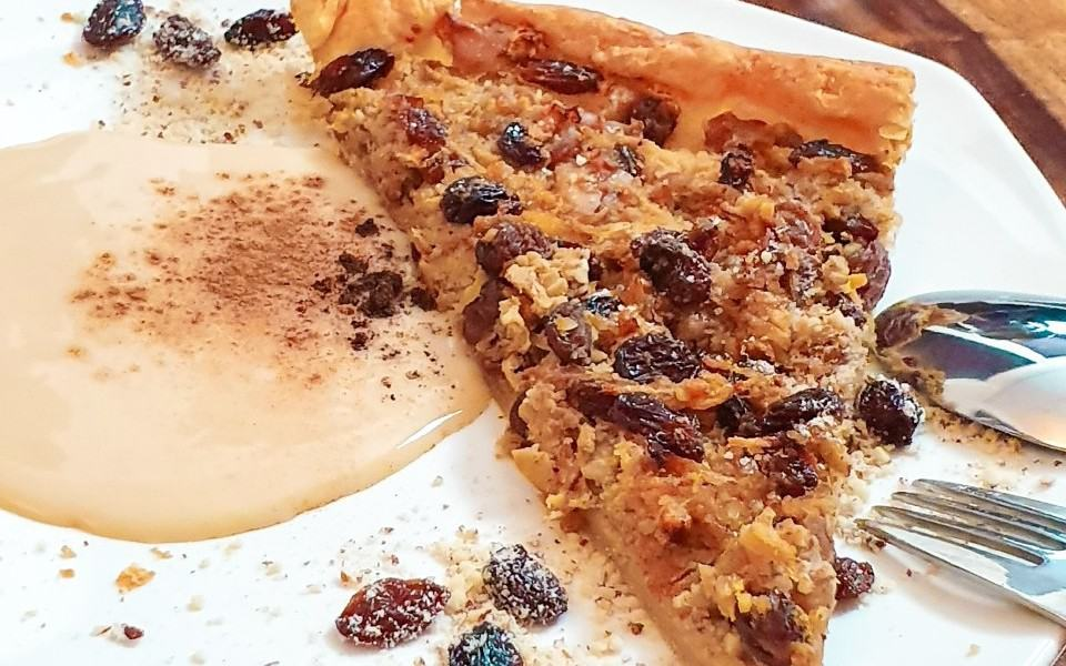 Healthy Recipes: Grated Apple Pie