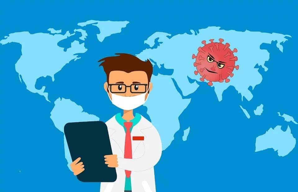 The rapid corona virus attack