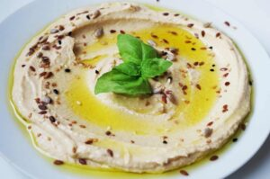gesunde rezepte bio humus mit meeresalgen