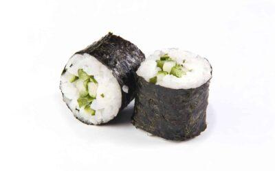 Gesunde Rezepte: Leckere Sushi Nori Rollen