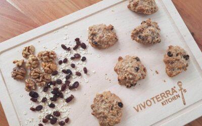 Gesunde Rezepte: Haferflocken-Kekse