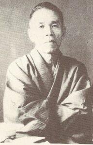 illustration: ohsawa georges-nyoiti-yukikazu musagendo sakurazawa_18. october 1893; † april 24, 1966