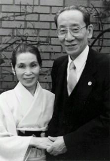 illustration: michio and aveline kushi