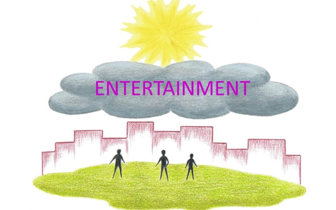 """Die wahre Bedeutung von """"We love to entertain you"""""""