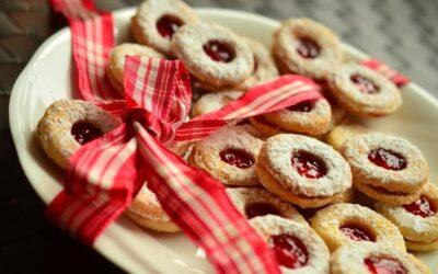 Gesunde Rezepte: Weihnachtsplätzchen ohne Mehl
