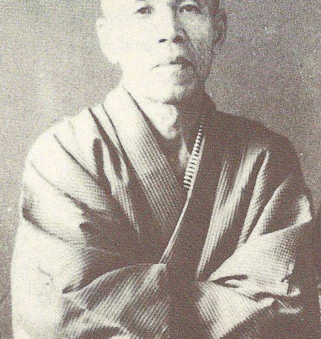 George Ohsawa (Nyoiti Sakurazawa)